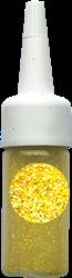 Laser Geel Glitter Puff