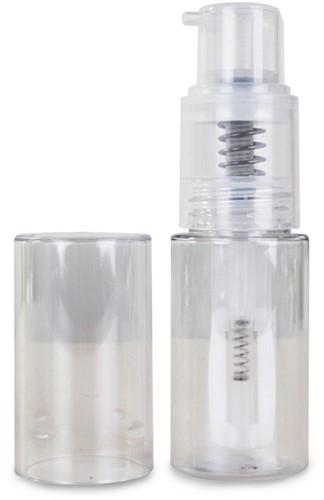 Glitter spray flesje