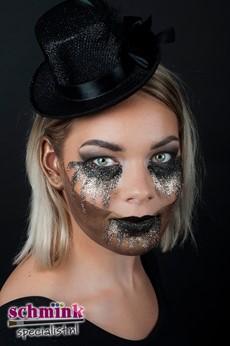 Fotoalbum - halloween schminkvoorbeelden-65