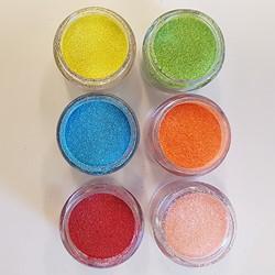 Glittertattoo Glitters Opaque set