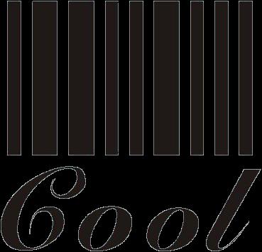 Streepjes Code Cool Glittertattoo Sjabloon