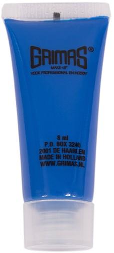 Grimas Liquid Make-up Pure Blauw