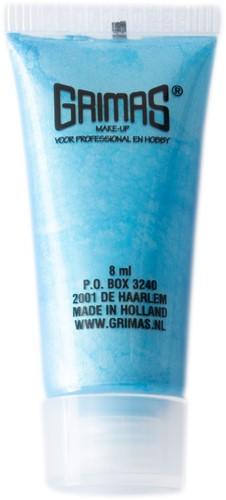 Grimas Liquid Make-up Pearl Pure Blauw