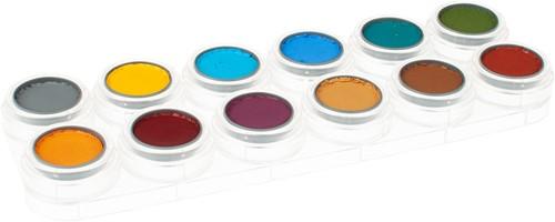 Grimas Water Make-up Pure Palet B12