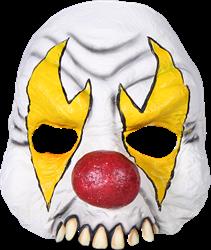 Clown half masker halloween