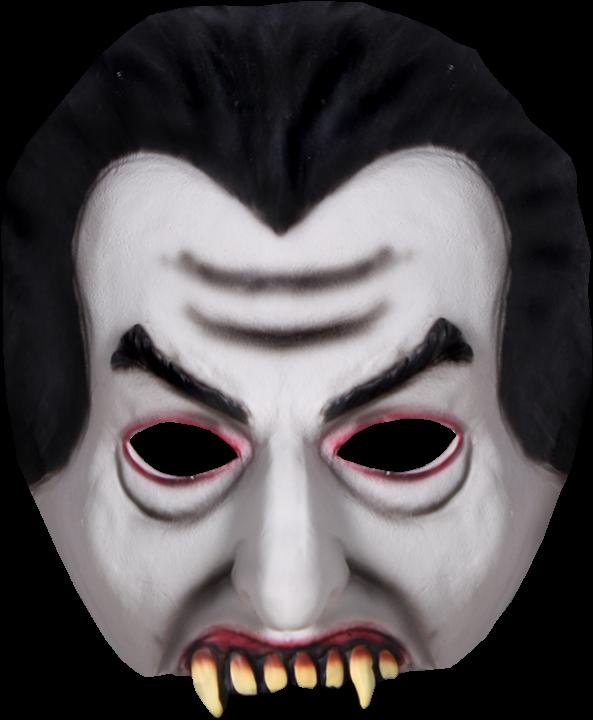 Halloween Masker.Dracula Half Masker Halloween