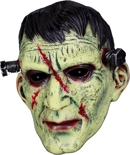 Frankenstein latex masker