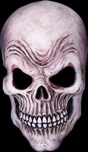 Halloween pompoen latex masker