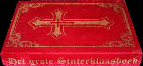 Het grote Sinterklaas boek