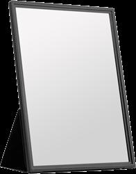 Inklapbare spiegel