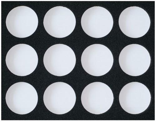 Inlay voor Superstar Schmink Case 12 stuks van 45 gram