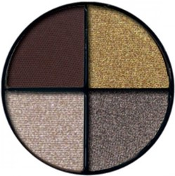 Color Emotion Oogschaduw 12 Gold Brown