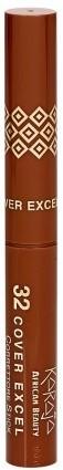 Karaja Cover Excel 32 Chocolate Coverstick