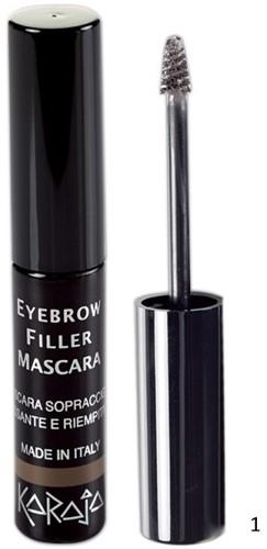 Karaja Eyebrow Filler Mascara 01 Taupe