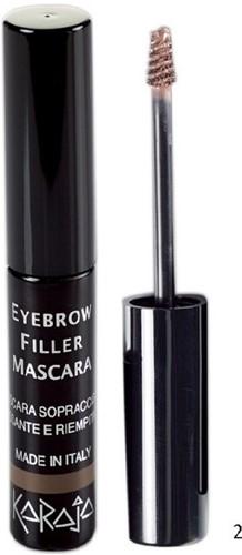 Karaja Eyebrow Filler Mascara 02 Blond