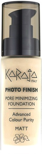 Karaja Photo Finish Foundation 107 Rose Pink