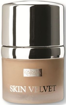 Karaja Skin Velvet Foundation 07 Light Tan