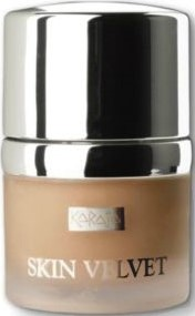 Karaja Skin Velvet Foundation 09 Sun Tan