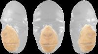 Grimas Latex Chimpansee Gezicht