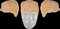 Grimas Latex Frankenstein Voorhoofd-2
