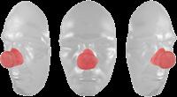 Grimas Latex Clownsneus vierkant