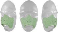 Grimas Latex Reptiel Snuit