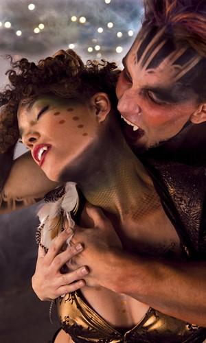 Love Bites Deluxe Vampier tanden-3