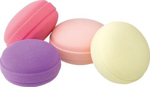 Macaron Make-up Sponzen