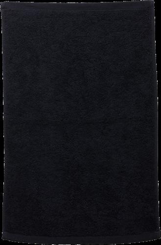 Handdoekje Zwart