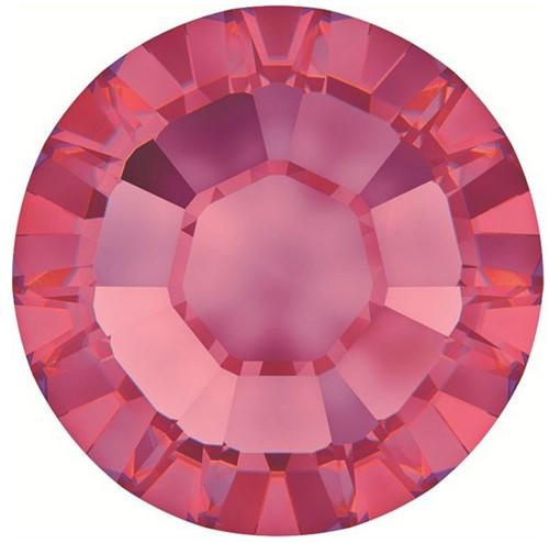 Swarovski mini steentjes roze