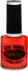 Nagellak rood neon