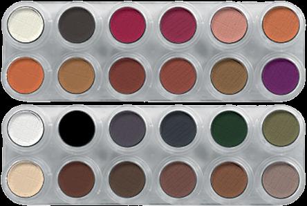 Grimas Oogschaduw/Rouge Palet