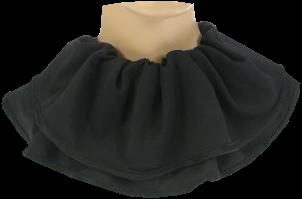 Zwarte Piet kraag