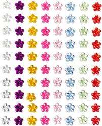 Plaksteentjes Bloemetjes 80 stuks