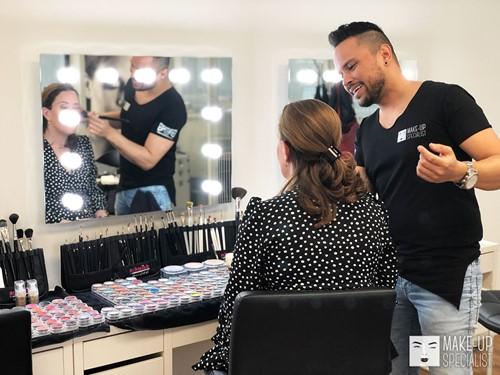 24 april 2020 - 09:30u - Privé Make-up Workshop