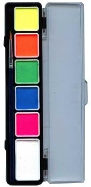 PXP Special FX Neon Palet 6 Kleuren