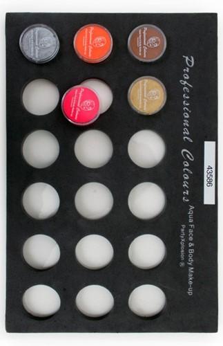 Leeg PXP 10 gram schmink tray