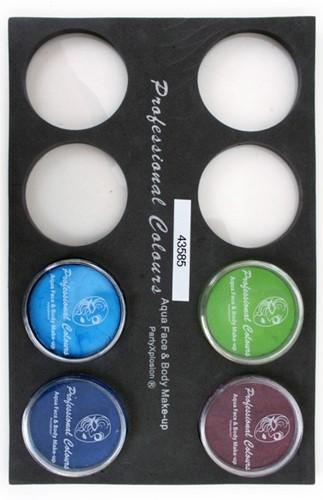 Leeg PXP 30 gram schmink tray