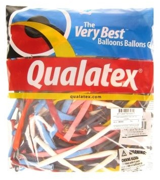 Modelleerballon 260Q standaard assortiment