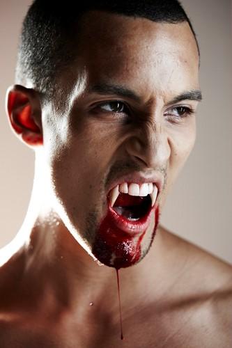 Sabers Deluxe Vampier tanden