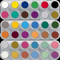 Grimas Water Make-up Pure Palet 36 kleuren-2