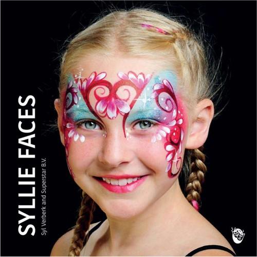 Schminkboek Syllie Faces by Syl Verberk