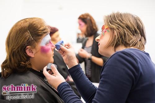 25 November - 13:45u - Workshop Carnaval Schminken