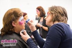 26 Januari 2019 - 09:45u - Workshop Carnaval Schminken