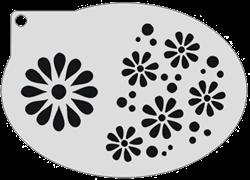 Schminksjabloon Madelief
