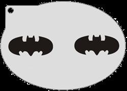 Schminksjabloon Batman