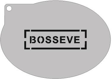 Schminksjabloon Bosseve