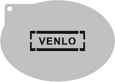 Schminksjabloon Venlo