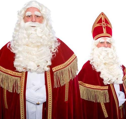 Sinterklaas Baardstel deluxe TV
