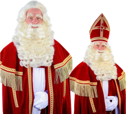 Sinterklaas Baardstel TV-Sint buffel (yak)